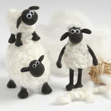 Vytvorte si obľúbenú ovečku Shaun