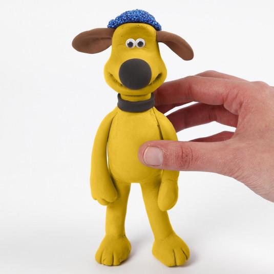 Vytvorte si psíka Bitzera z rozprávky Veselá farma